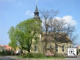 Bild: Kirche Holzhausen Sachsen
