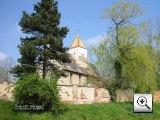 Bild: Zuckelhausen mit Kirche