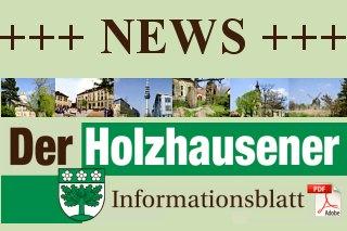 Nachrichten & Aktuelles aus Holzhausen