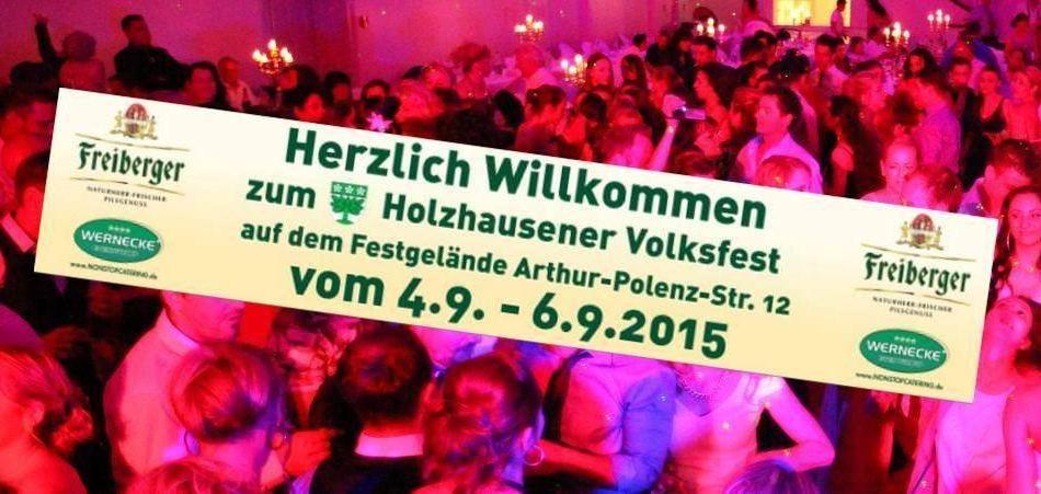 Heimatfest Holzhausen mit Oldtimer Treffen 2015